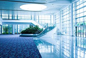 Limpeza de Vidros em Hospitais