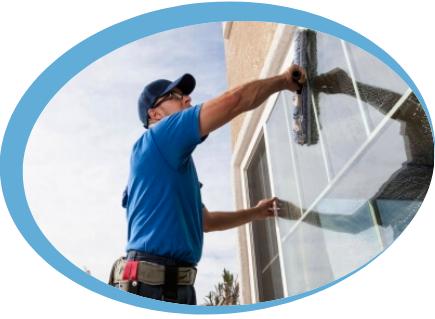 Limpeza e conservação de Vidros