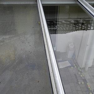Remoção de Manchas em Vidros